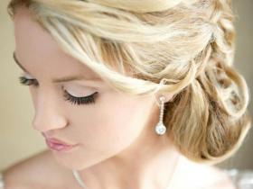 Soft and natural bridal makeup